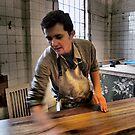 The Carpenter by Reg1