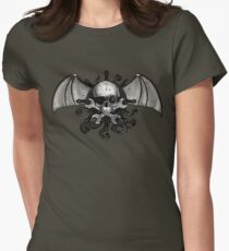 Airship Pirates Sygil Womens Fitted T-Shirt