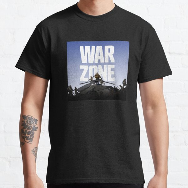 COD WARZONE Banner Classic T-Shirt