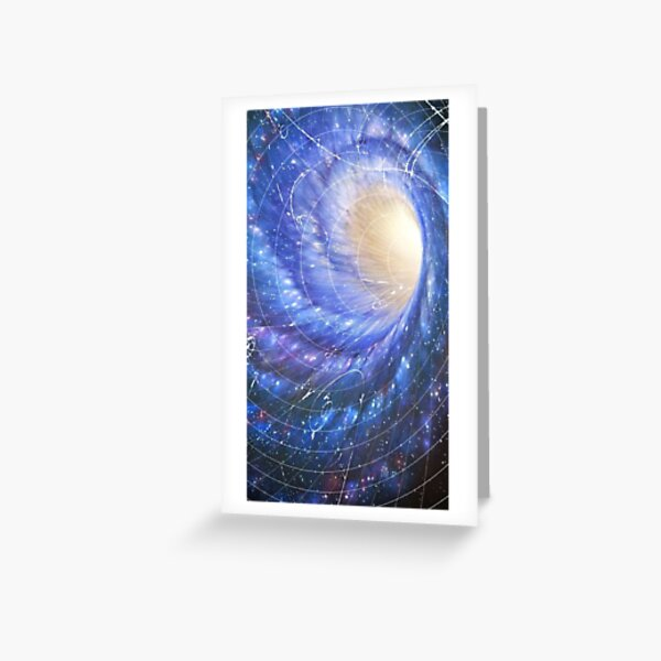 Universe is All of Space and Time and their Contents, including Planets, Stars, Galaxies, and all other Forms of Matter and Energy Greeting Card