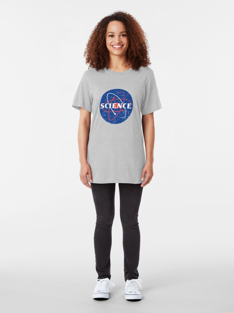 Alternate view of Vintage Science Slim Fit T-Shirt