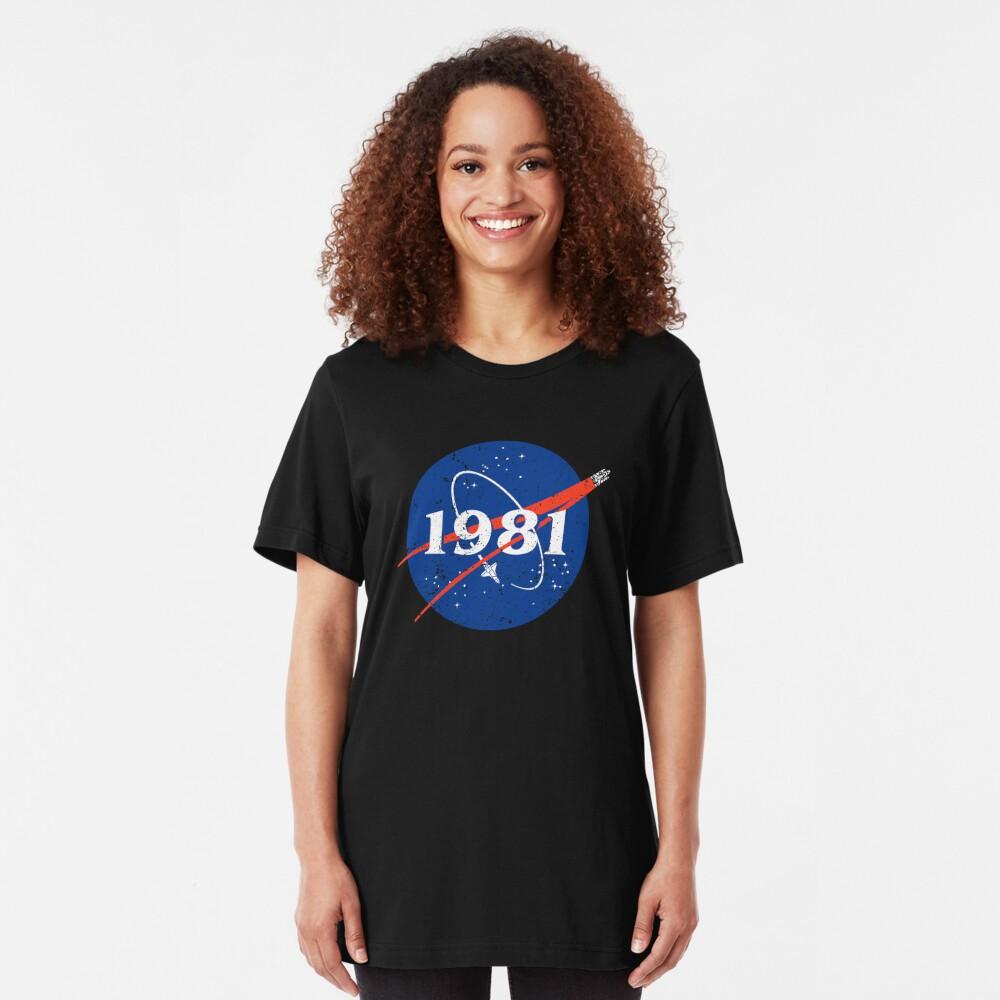 1981 Slim Fit T-Shirt
