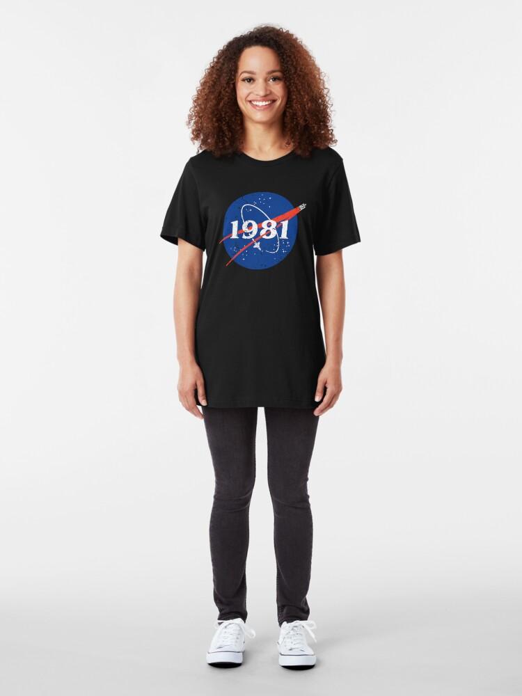 Alternate view of 1981 Slim Fit T-Shirt