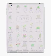 Herb iPad Case/Skin