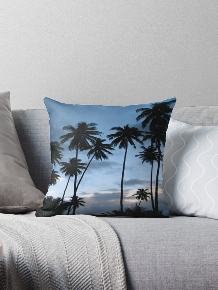 Palm trees by stephnaffa