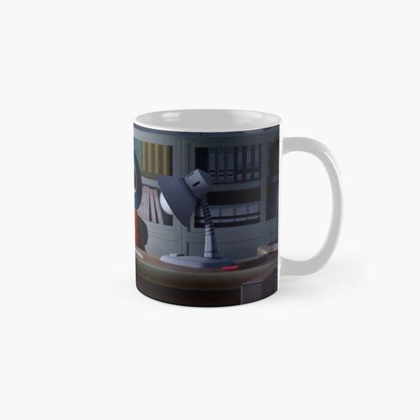 Hard-Workin Roald Classic Mug