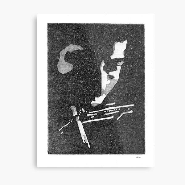 Robert Allen Zimmerman Metal Print