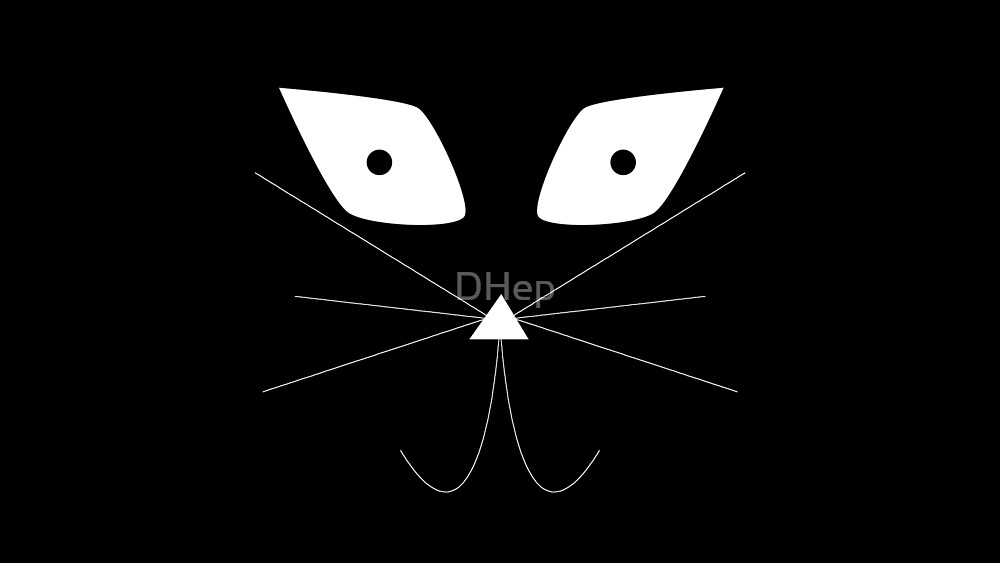 Artist Cat Face by DHep