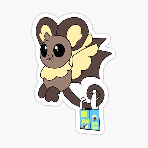 Treat Bat Sticker