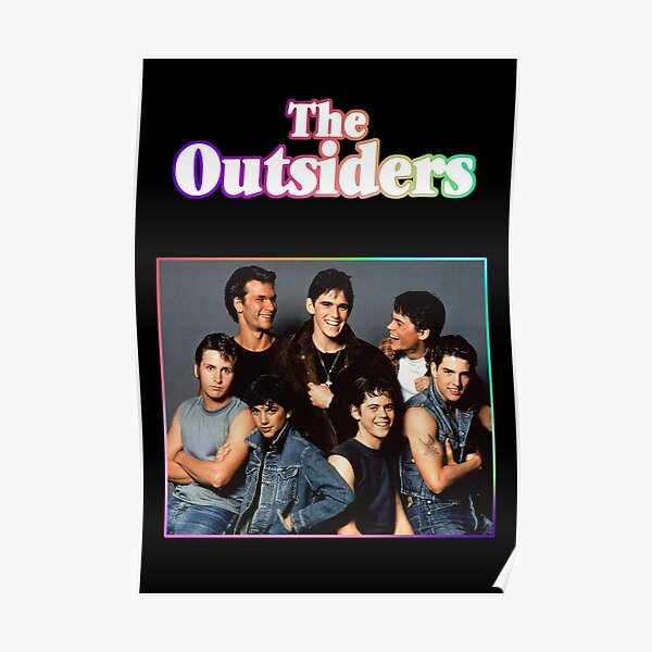 The Outsiders Movie Poster Poster