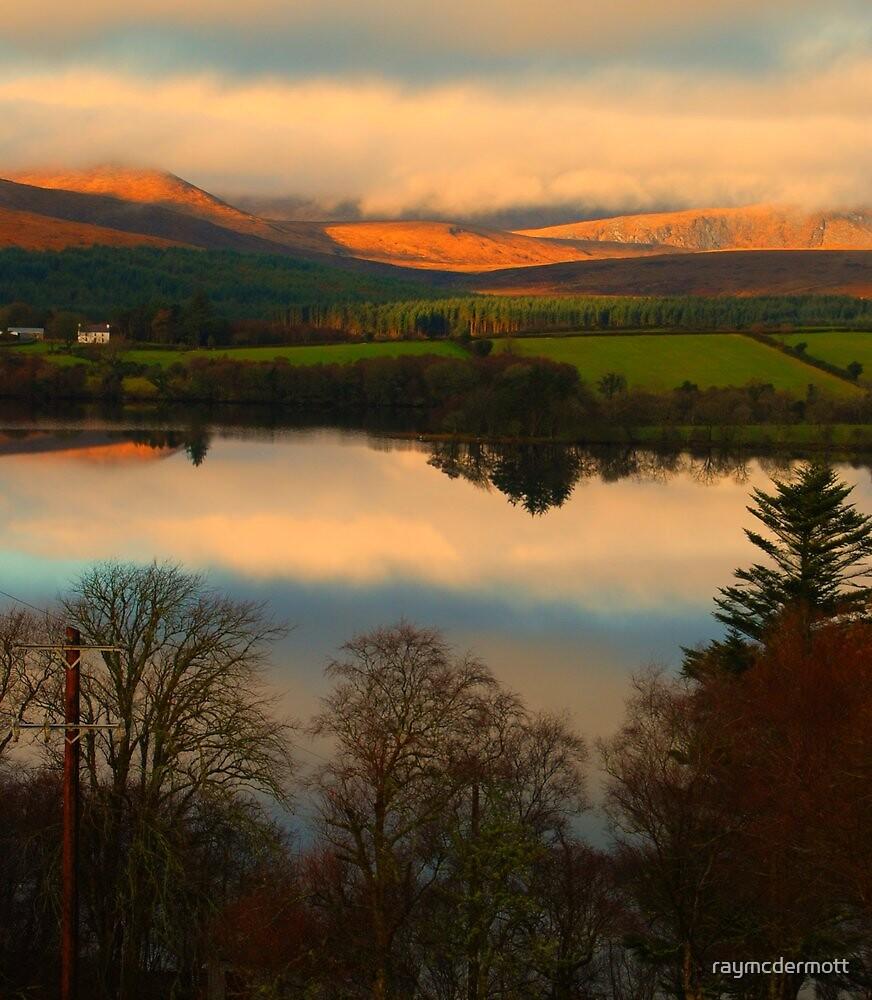 The Lake in November by raymcdermott