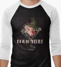 BEYOND BELIEF fandom art! Men's Baseball ¾ T-Shirt