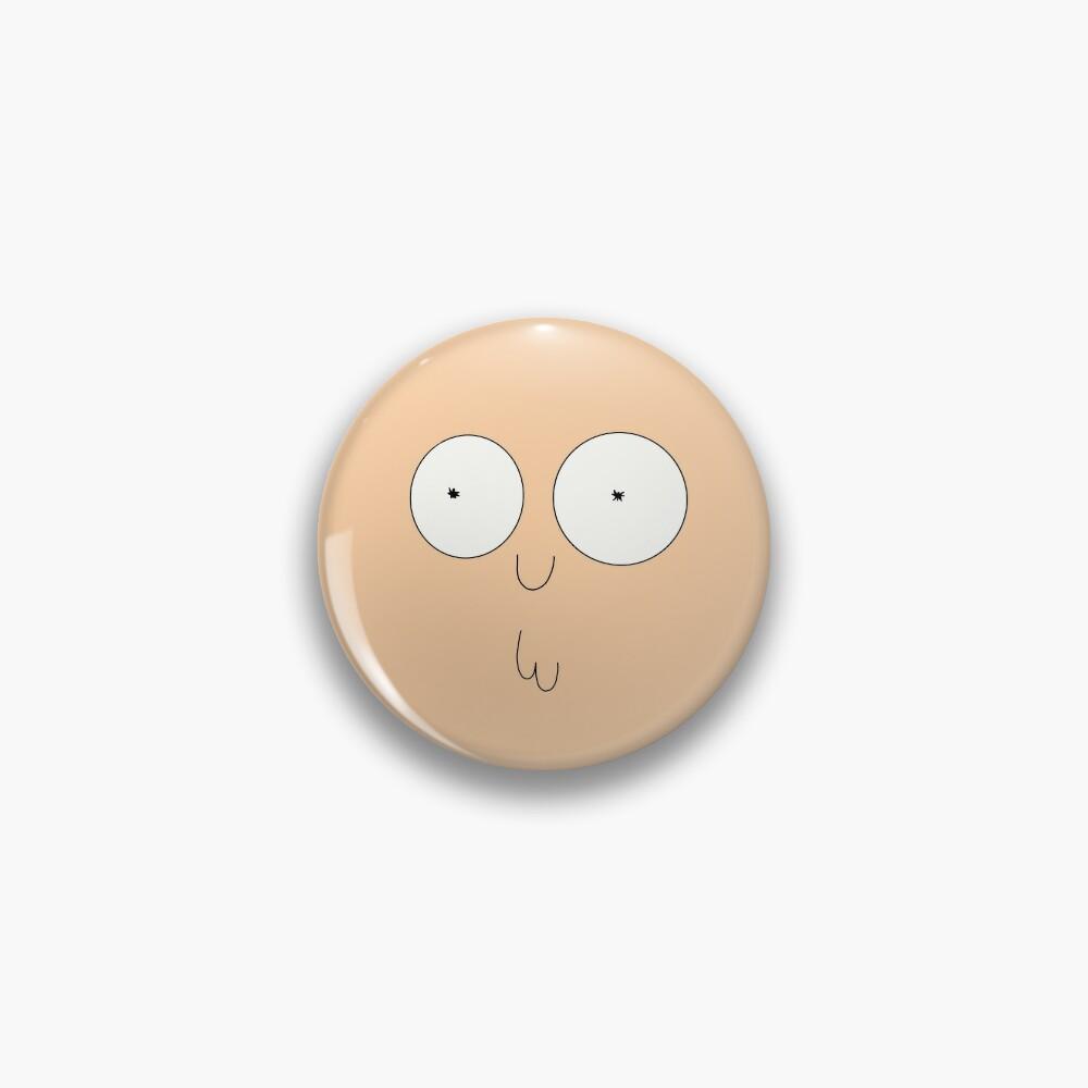 Morty Pin