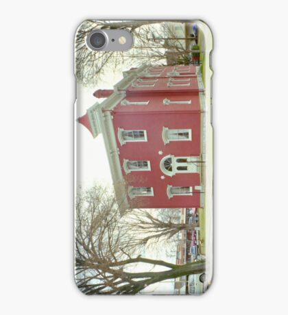 Lynchburg Courthouse iPhone Case/Skin