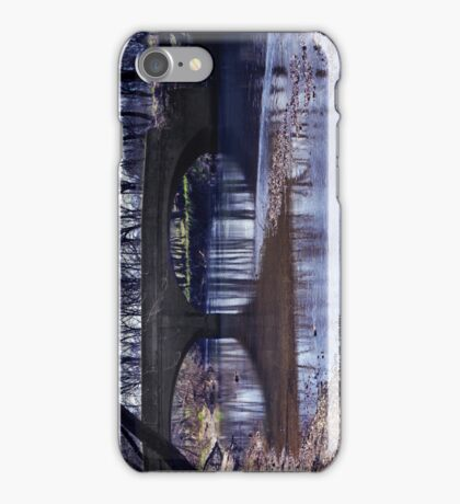 Swann Mill Bridge iPhone Case/Skin
