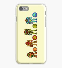 Samus, the cartridge years iPhone Case/Skin