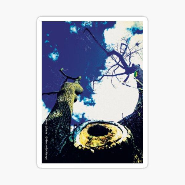 Alive By Yannis Lobaina  Sticker