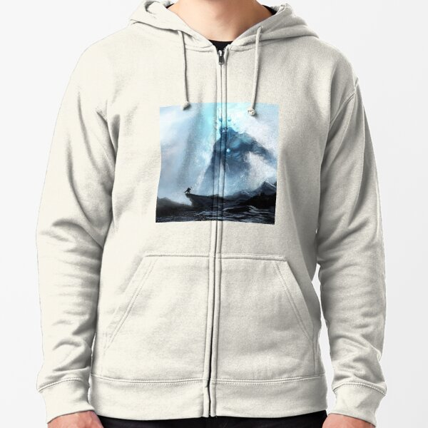 Coldheart Colossus     Zipped Hoodie