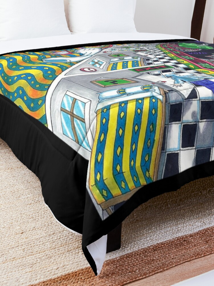 Alternate view of Outer Zone Comforter