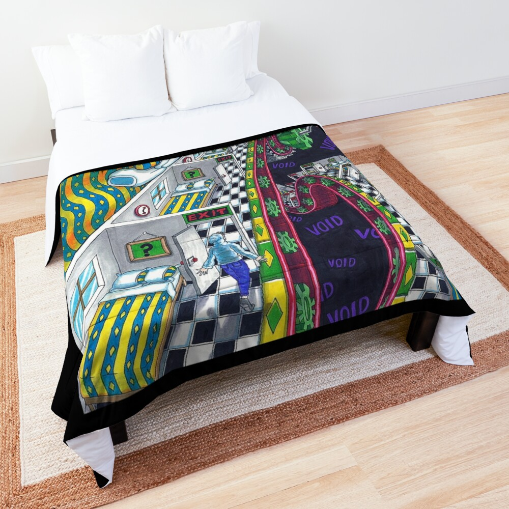 Outer Zone Comforter