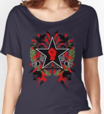 Revolution theme 2 Women's Relaxed Fit T-Shirt