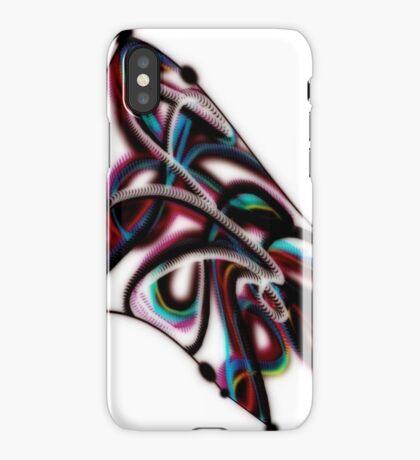 TUBULAR MOTION iPhone Case