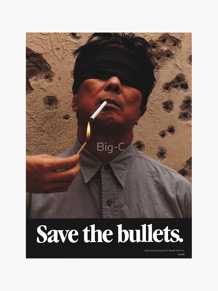"""""""Save the Bullets"""" by Big-C"""