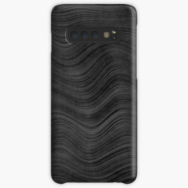 Fine Grain Beskar Steel Ingot - Dark Steel Samsung Galaxy Snap Case