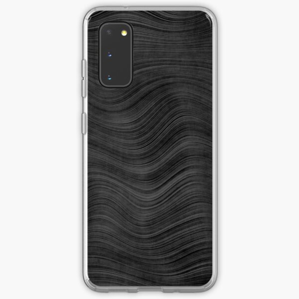 Fine Grain Beskar Steel Ingot - Dark Steel Samsung Galaxy Soft Case