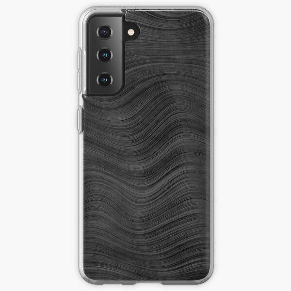 Fine Grain Beskar Steel Ingot - Dark Steel Samsung Galaxy Soft Case