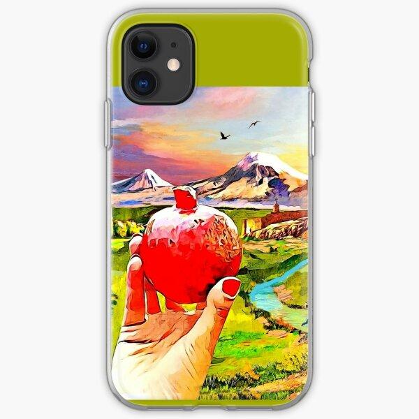 Granada armenia, Հայկական նուռ Funda blanda para iPhone