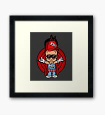 Fudd Man! Framed Print