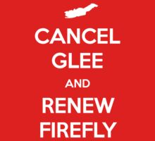 Cancel Glee and Renew Firefly