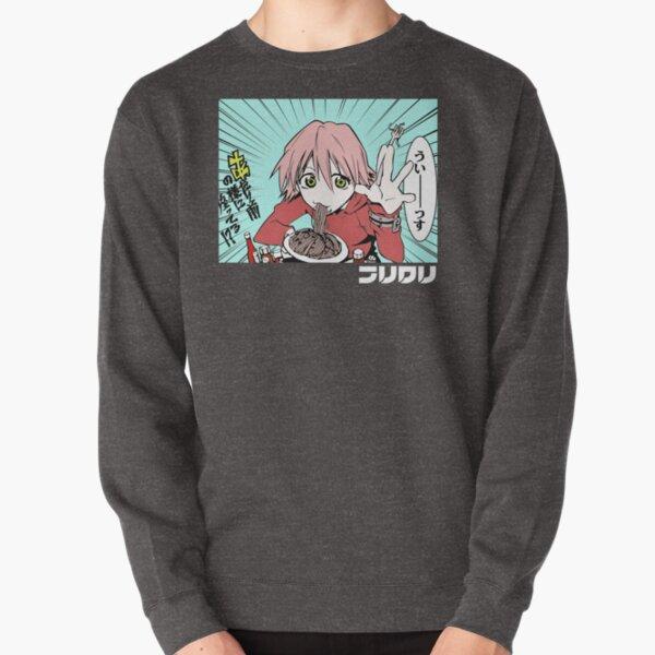 Vespa Woman Pullover Sweatshirt
