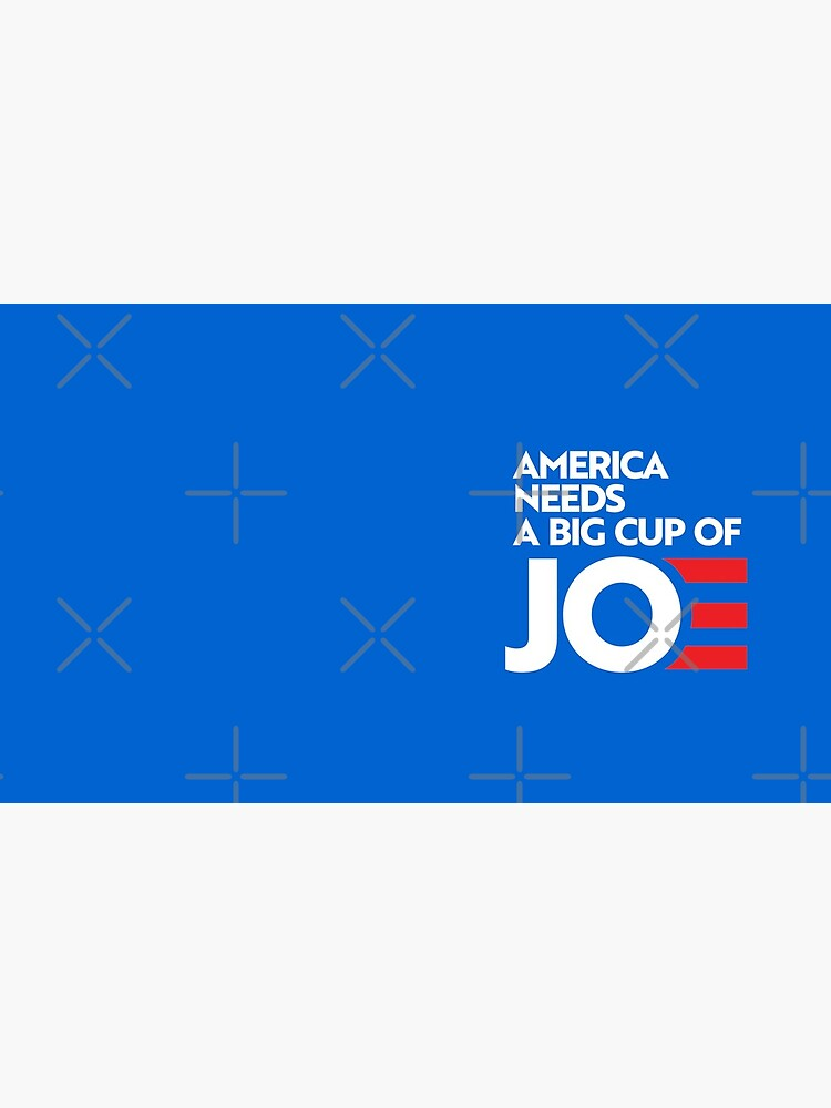 America Needs a Big Cup of Joe by popdesigner