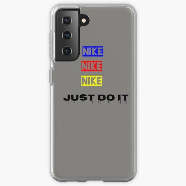 NIKE Coque souple Samsung Galaxy