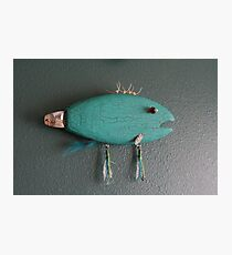 Keychain Fish 6 of 14 (SOLD) Photographic Print