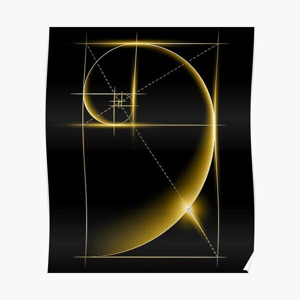 Fibonacci: Golden Ratio Poster
