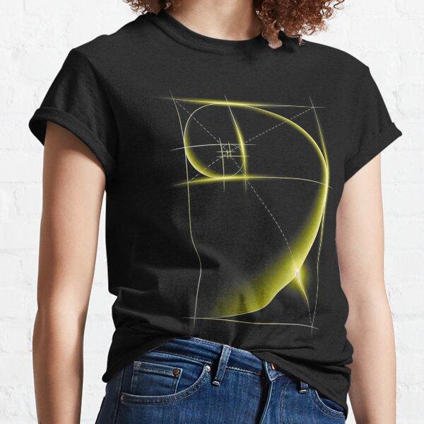 Fibonacci: Golden Ratio Classic T-Shirt