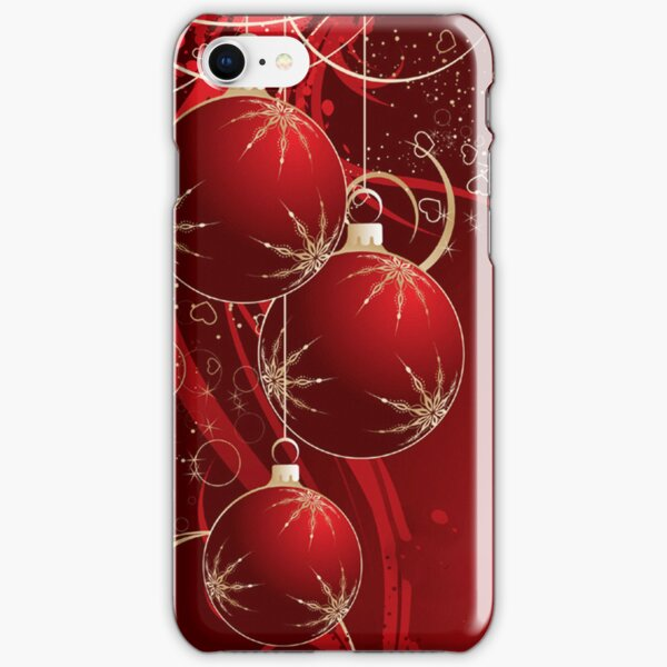 Christmas iPhone 4/4S Case iPhone Snap Case