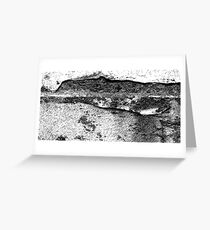 Contours Greeting Card