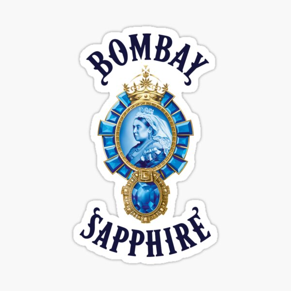 Bombay merch Sticker