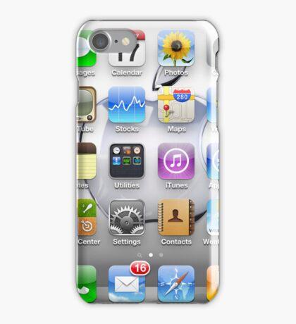 iPhone Face iPhone Case/Skin