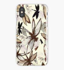 Dragonflies iPhone 4/4S Skin iPhone Case