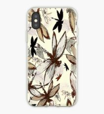 Dragonflies iPhone 4/4S Skin iPhone Case