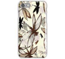 Dragonflies iPhone 4/4S Skin iPhone Case/Skin