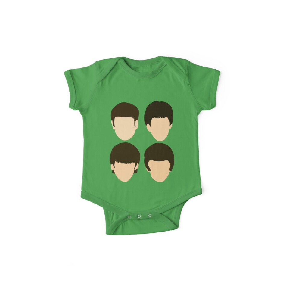 The Beatles - Minimalistic by AlexNoir