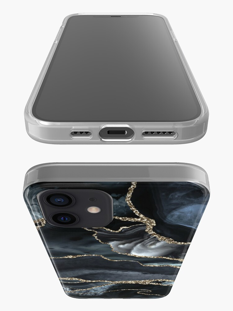 Alternate view of Night Masculine Marble Landscapes iPhone Case & Cover