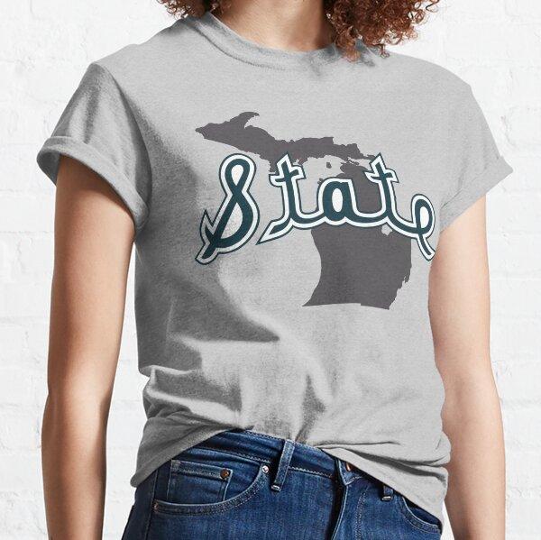 Script State over Michigan Classic T-Shirt