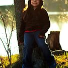 Olivia at the Lake by ChelleN1
